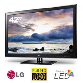 """LG 42LW4500NW 42"""" 1080P LED TV"""