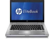 """HP EliteBook 8460p - 14"""" - Core i7 2620M - Windows 7 Pro 64-bit - 4 GB RAM - 500 GB HDD Series"""