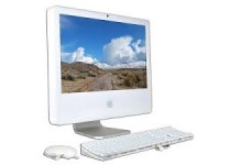 Apple iMac Core 2 Duo 2.4GHz 23""