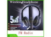 WIRELESS HEADPHONES 5 IN 0NE
